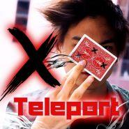 """Карточный гиммик """"Крестик"""" - Teleport (перемещение рисунка  по карте)"""