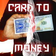 """Карточный гиммик """"Превращение карты в деньги"""""""
