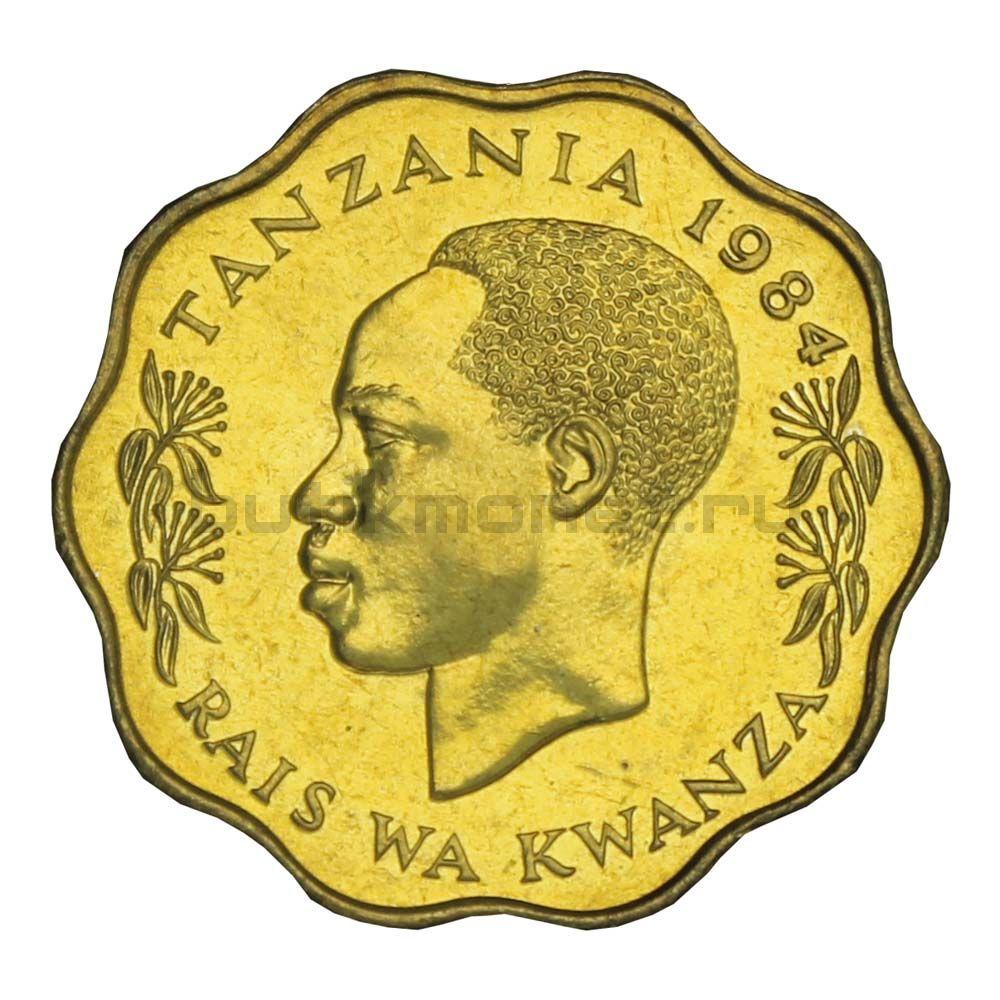 10 сенти 1984 Танзания