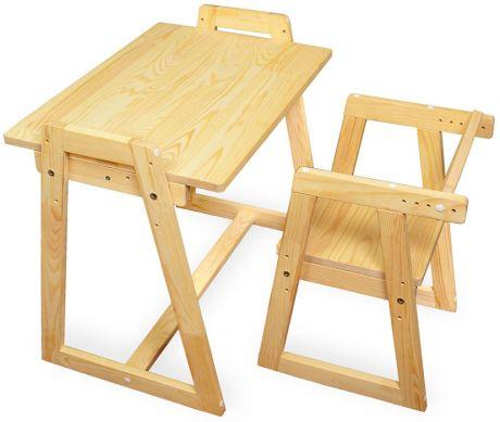 Комплект детской растущей мебели Лео