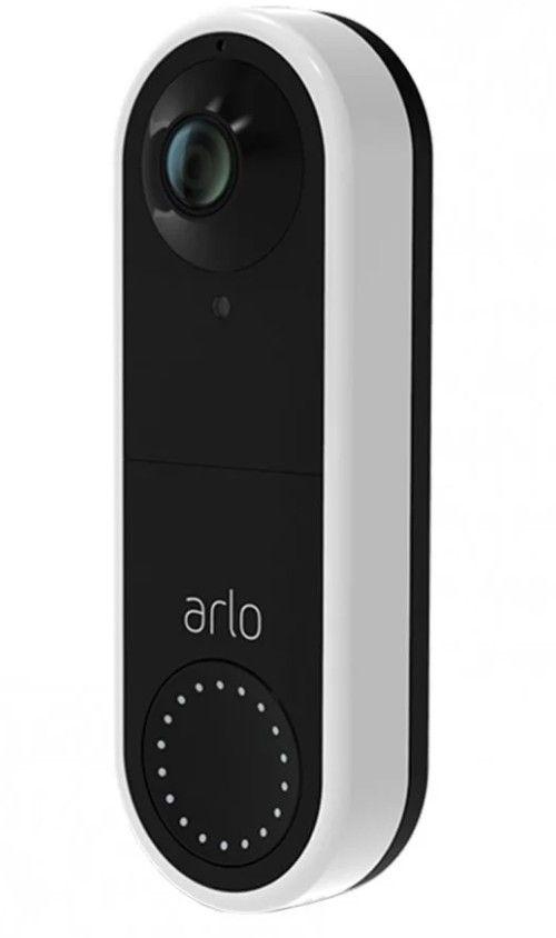 Звонок с датчиком движения Arlo Video Doorbell электронный проводной