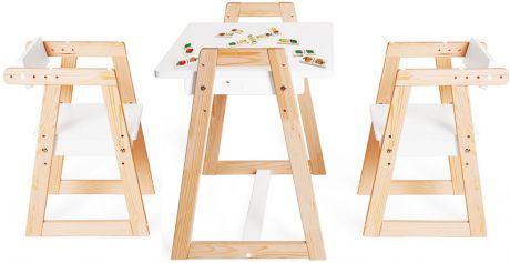 Комплект детской растущей мебели Лофт-Дуо