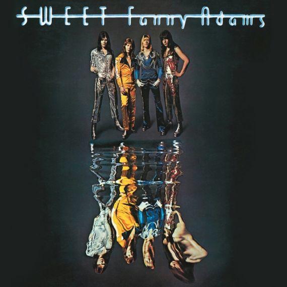 Sweet - Fanny Adams 1974 (green vinyl) переиздание