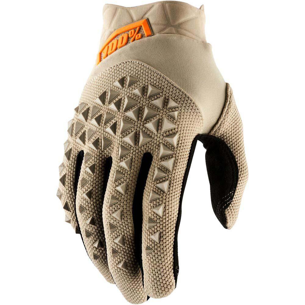 100% Airmatic Sand перчатки для мотокросса и эндуро