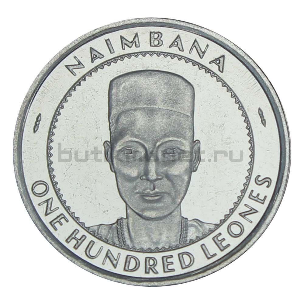100 леоне 1996 Сьерра-Леоне