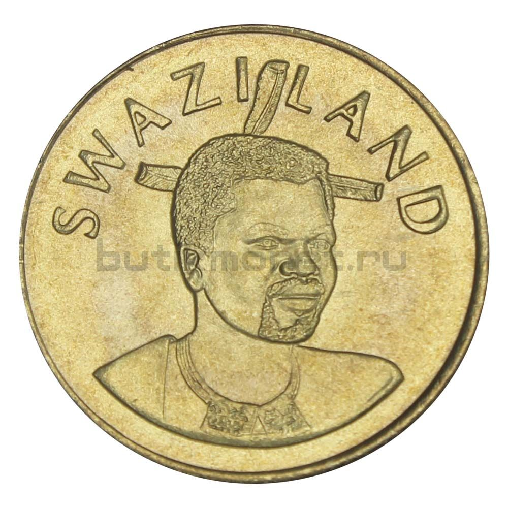 5 эмалангени 1999 Свазиленд