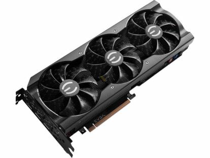 Видеокарта EVGA GeForce RTX 3090 24GB XC3 Ultra