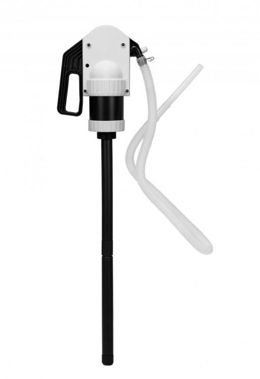 Бочковой насос-PP-FKM SRL 1000-50 л/мин ручной 13004