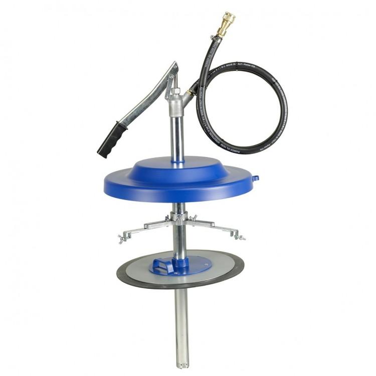 Нагнетатель смазки, для систем центр. раздачи смазки для емкостей 25 кг, ? 310 - 335 mm 17014