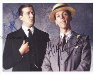 """Автографы: Хью Лори, Стивен Фрай. """"Дживс и Вустер"""" / """"Jeeves and Wooster"""""""