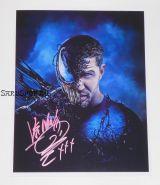 Автограф: Том ХардиАвтограф: Том Харди. Веном