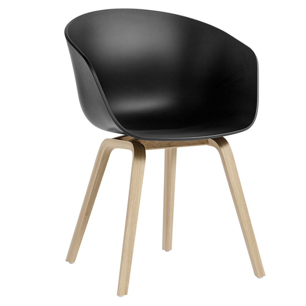 Кресло Hee Welling чёрное
