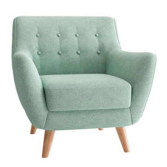 Кресло Picasso бирюзовый