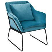 Кресло ALEX бирюзовый
