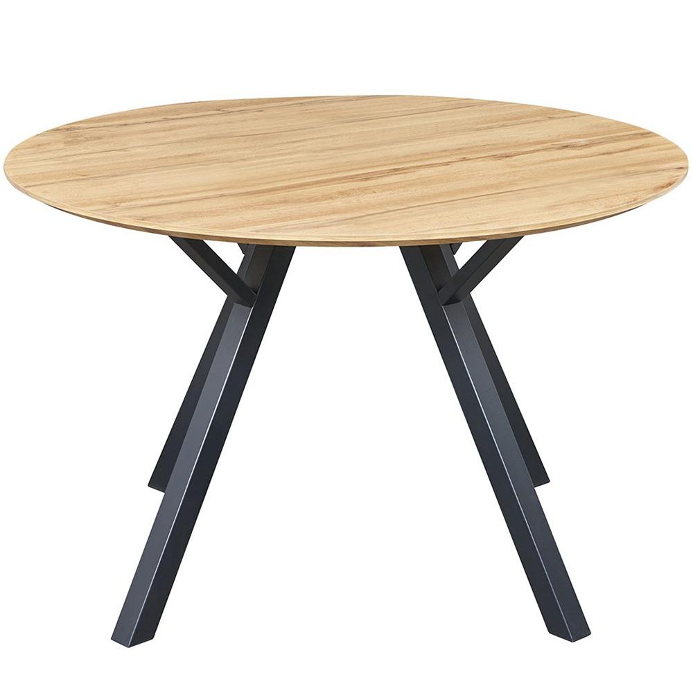 Стол Roberto 120 см, дуб