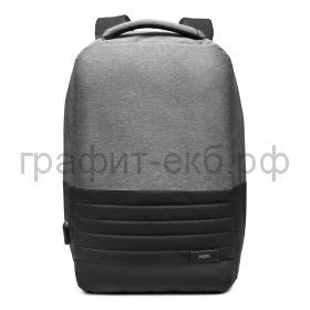 Рюкзак Portobello Leardo Plus с USB разъемом серый 59271.080