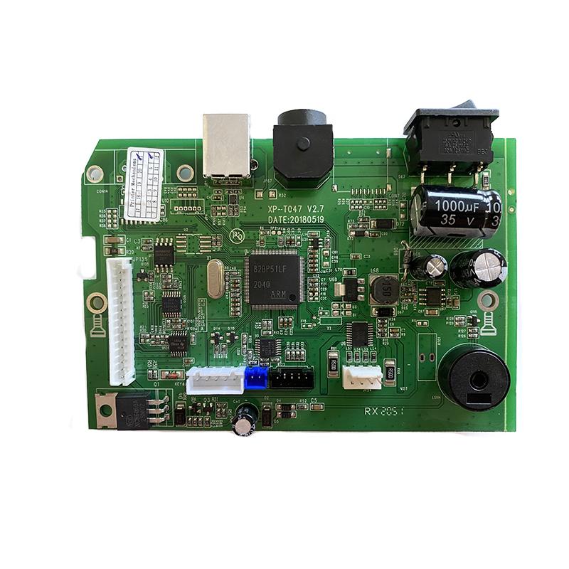 Материнская плата для принтера XP-460B v2.7 USB original