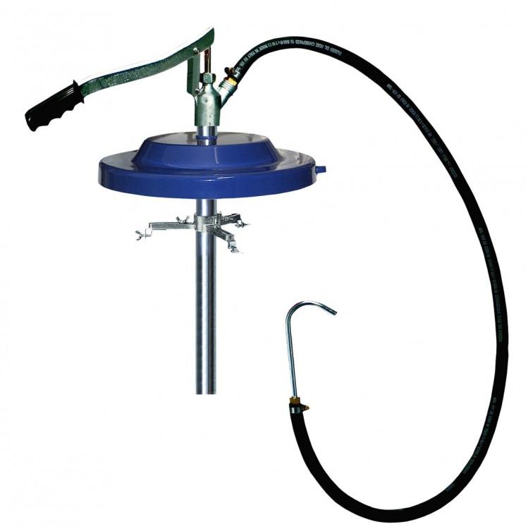 Насос ручной для трансмиссионного масла Труба 500 mm, 6 л/мин 17018