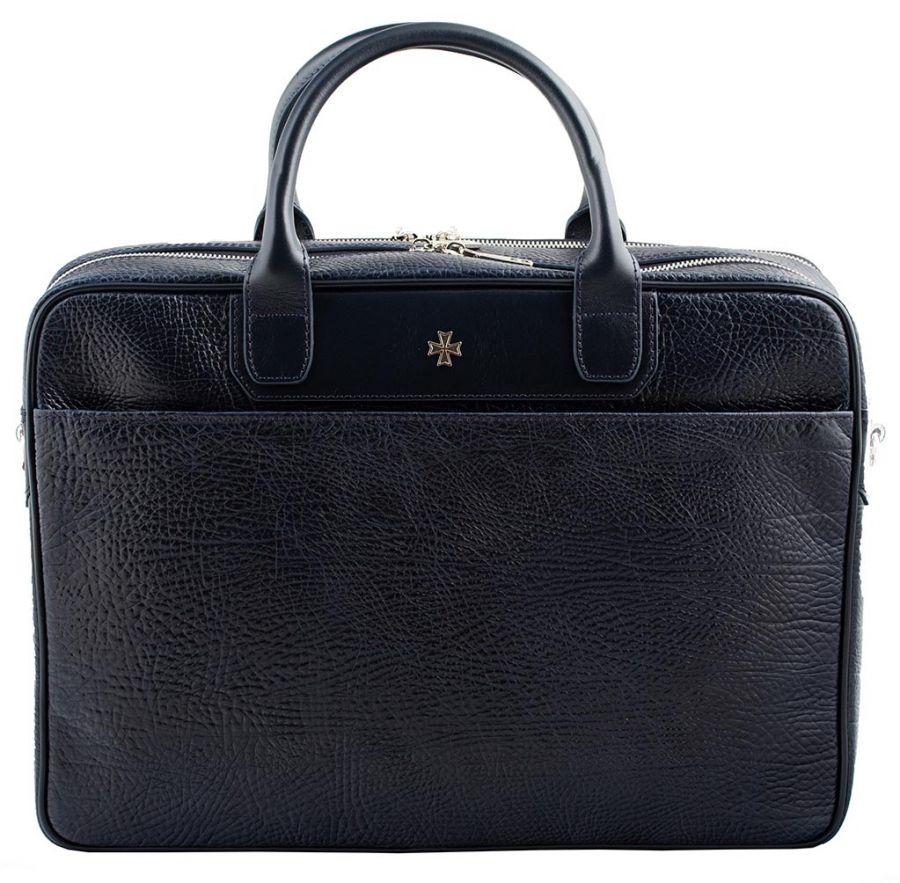 Портфель-сумка Narvin 9766-N.Bridge Blue