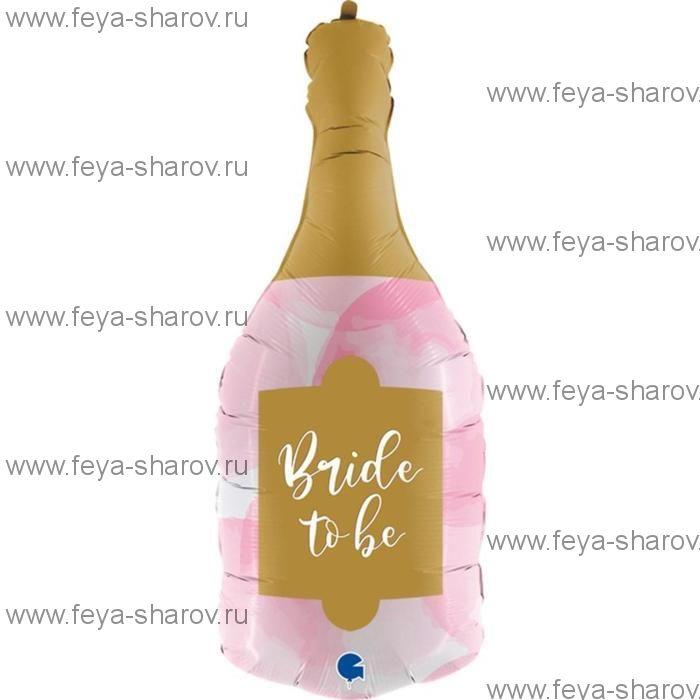 Шар Шампанское Bride to be