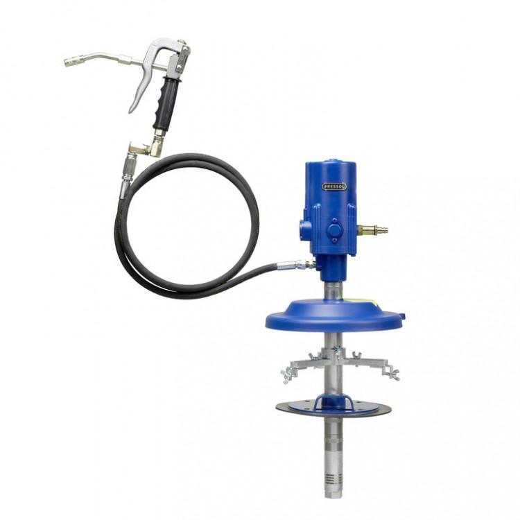 Система раздачи смазки, стационарная для емкостей 5 кг, ? 180-210 mm 18405051