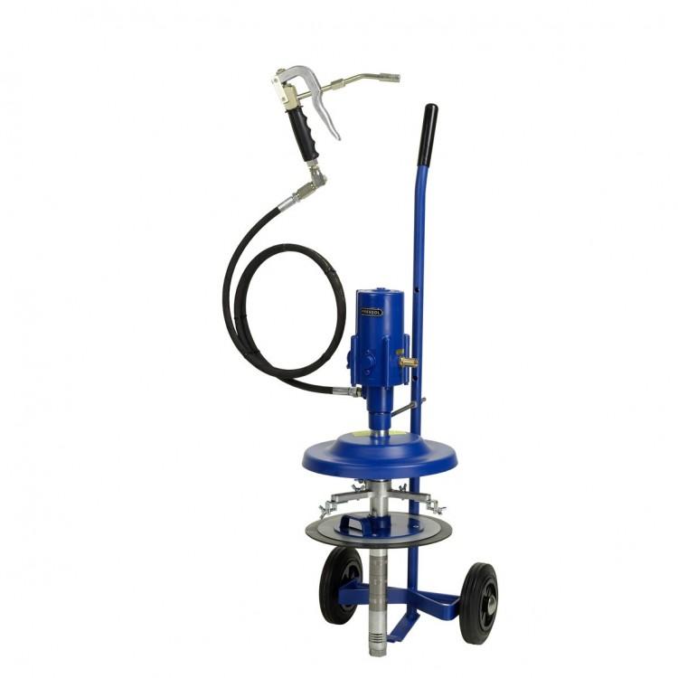 Система раздачи смазки, передвижная для емкостей 15 кг, ? 240-270 mm 18415051