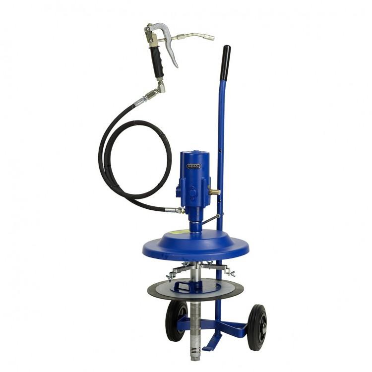 Система раздачи смазки, передвижная для емкостей 18 кг, ? 240-290 mm 18416051