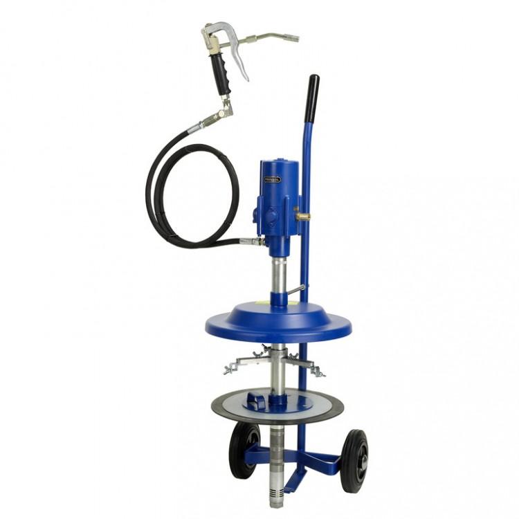 Система раздачи смазки, передвижная для емкостей 20 кг, ? 270- 310 mm 18417051