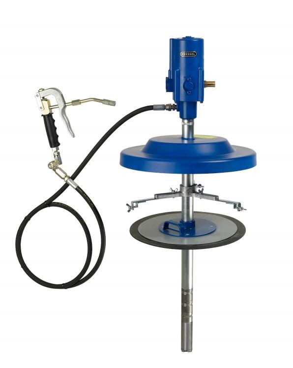 Система раздачи смазки, стационарная для емкостей 25 кг, ? 310 - 335 mm, шланг 2м 18421051