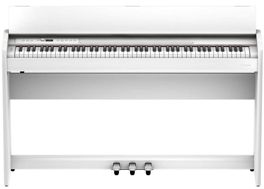 ROLAND F-701-WH Цифровое пианино