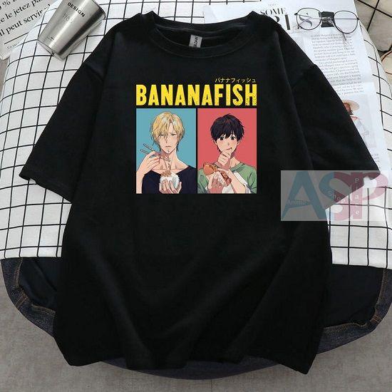 Футболка Banana Fish 48-50
