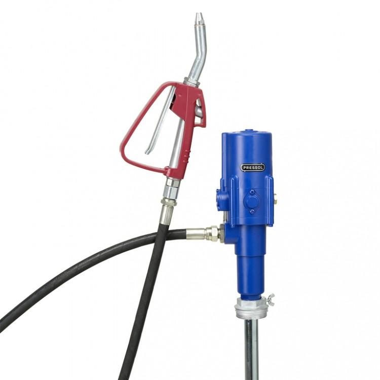 Система раздачи масла, стационарная Труба 860, 200/220 л емкость 19241