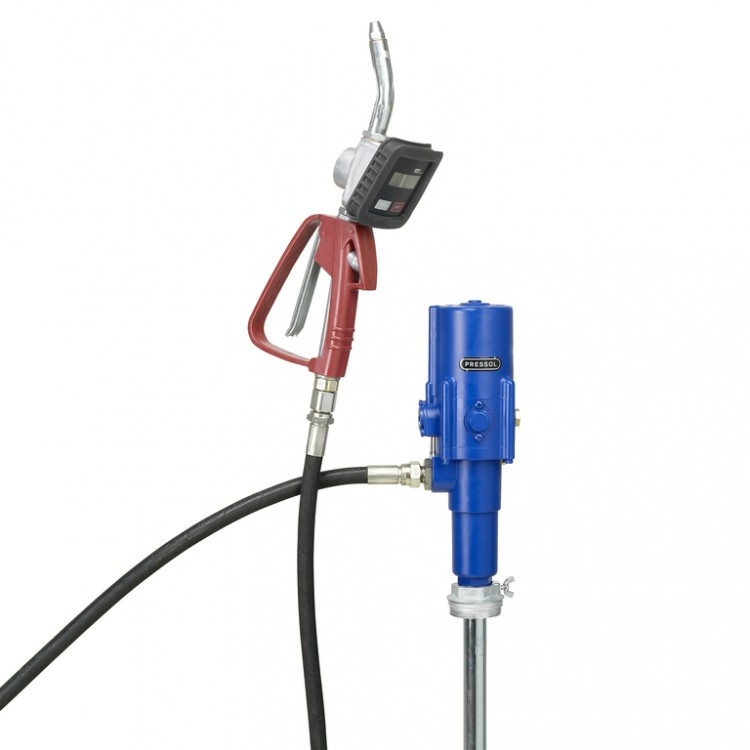 Система раздачи масла, стационарная Труба 860, 200/220 л емкость 19242
