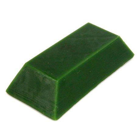 Воск для магических ритуалов 100гр., цвет зелёный