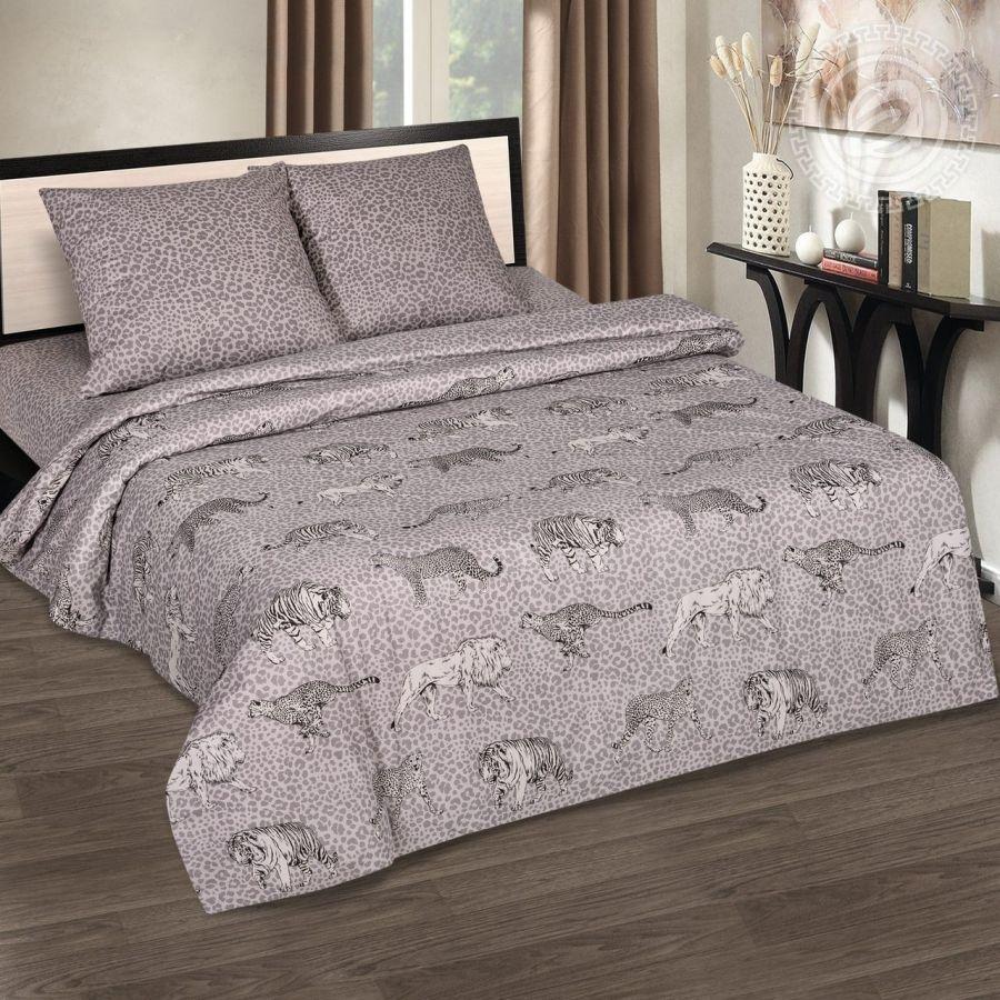 «Прайд» (DE LUXE) постельное белье Поплин 2-х спальный