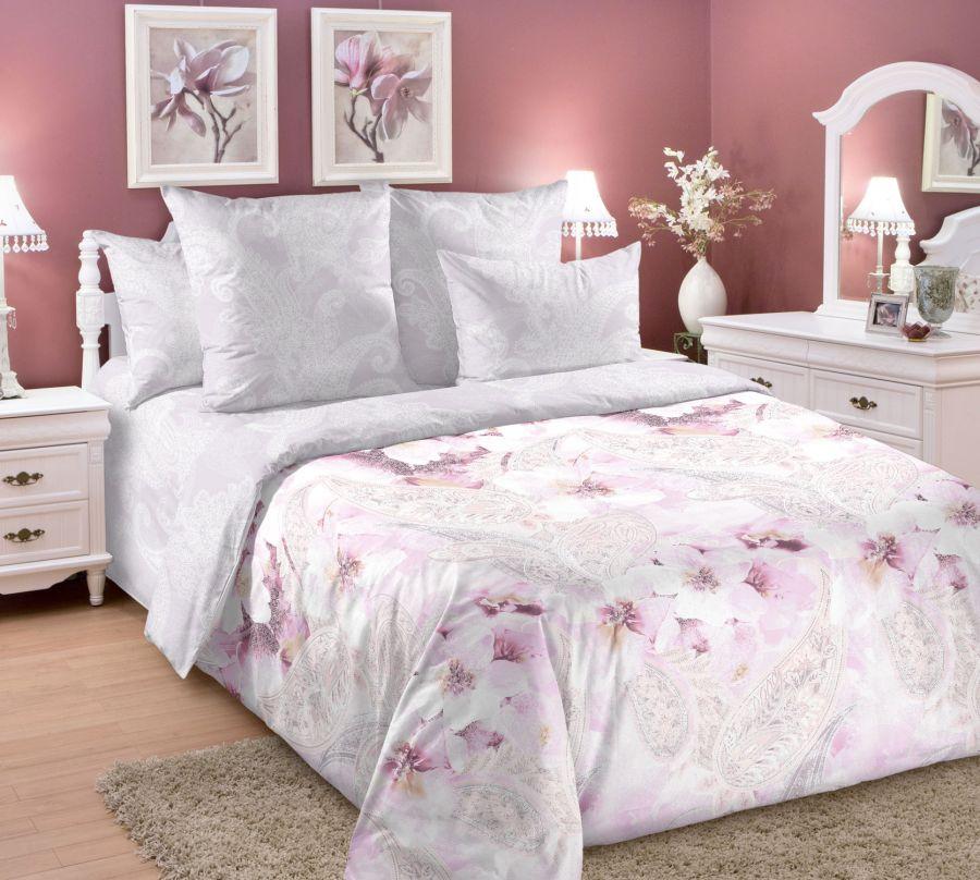 «Элизиум 1» постельное белье Перкаль 2-х спальный с евро