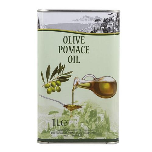Масло оливковое для жарки Olive Pomace(VesuVio Sansa di Oliva) 1л