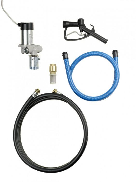 Rotaxx 40 л/мин, комплект 24 В, клеммы, счетчик 23921