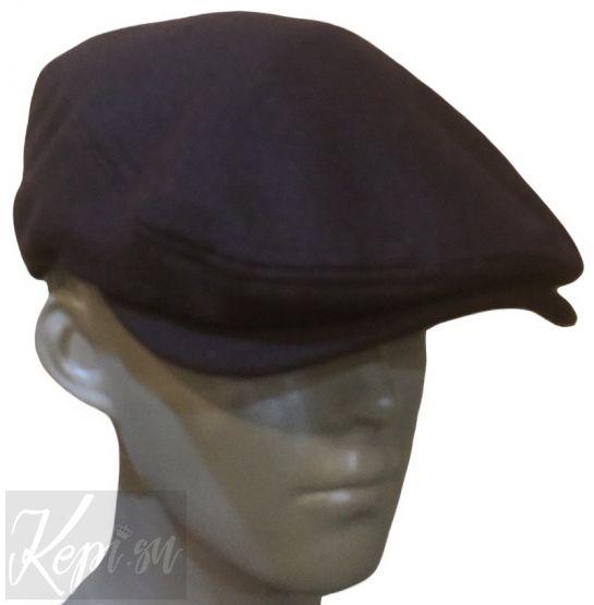 Кепка шерстяная классическая темно-коричневая (США)