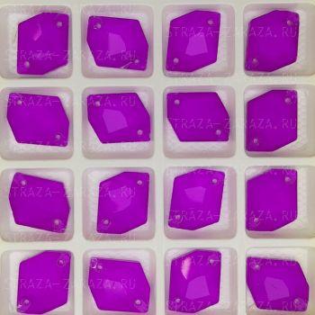 Пришивные Стразы Purple_Velvet Космик 13*17 мм