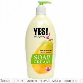 """МАГРАВ"" 116/ 44 YES Крем-мыло питающее""Папайя"" 800мл, шт"