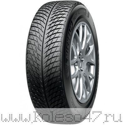 265/35 R22 102W XL TL Michelin Pilot Alpin 5 SUV