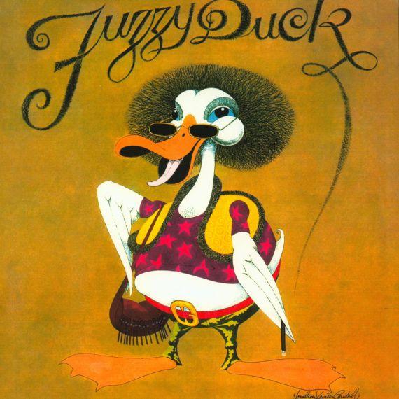Fuzzy Duck - Fuzzy Duck 1971/2020 LP