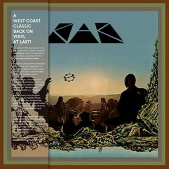 Kak - Kak 1968/2019 LP