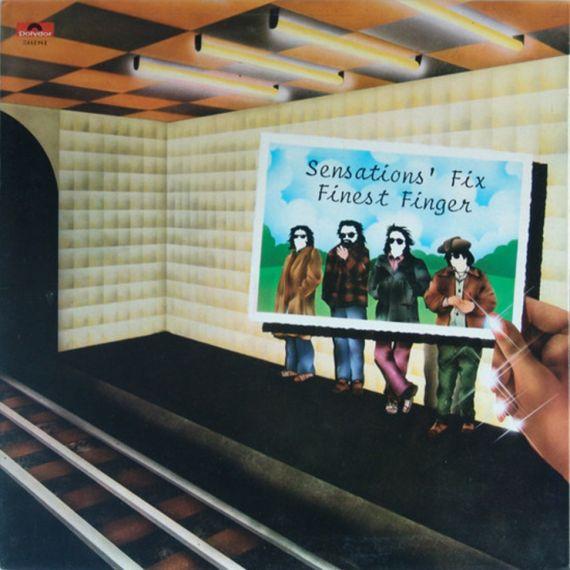 Sensations' Fix - Finest Finger 1974/2019 LP