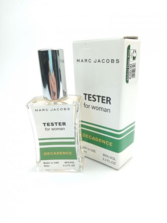 Marc Jacobs Decadence (for woman) - TESTER 60 мл