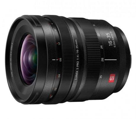 Объектив Panasonic S PRO 16-35mm f/4 черный