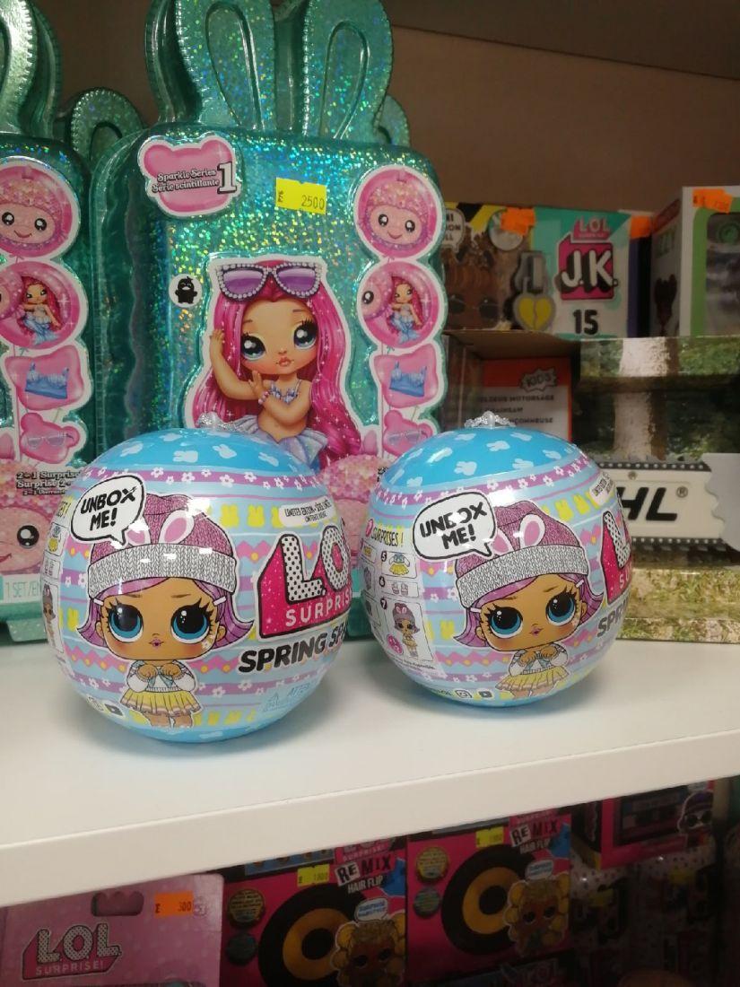 Кукла Spring Sparkly 574477 lol лол