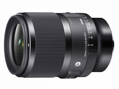 Объектив Sigma 35mm f/1.4 DG DN Art Sony E