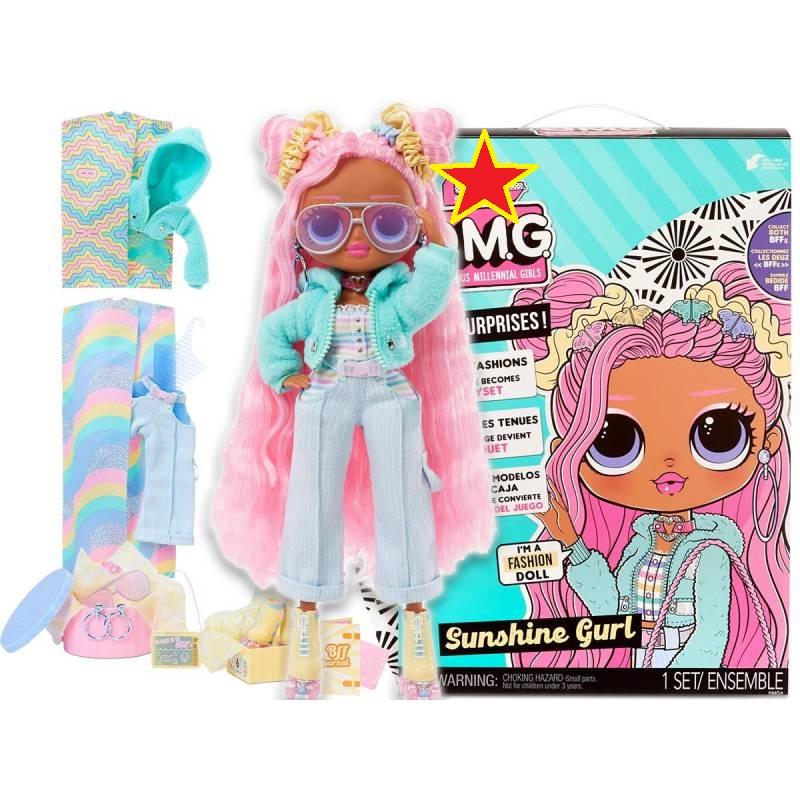 Кукла LOL OMG Sunshine gurl Рассвет 572787